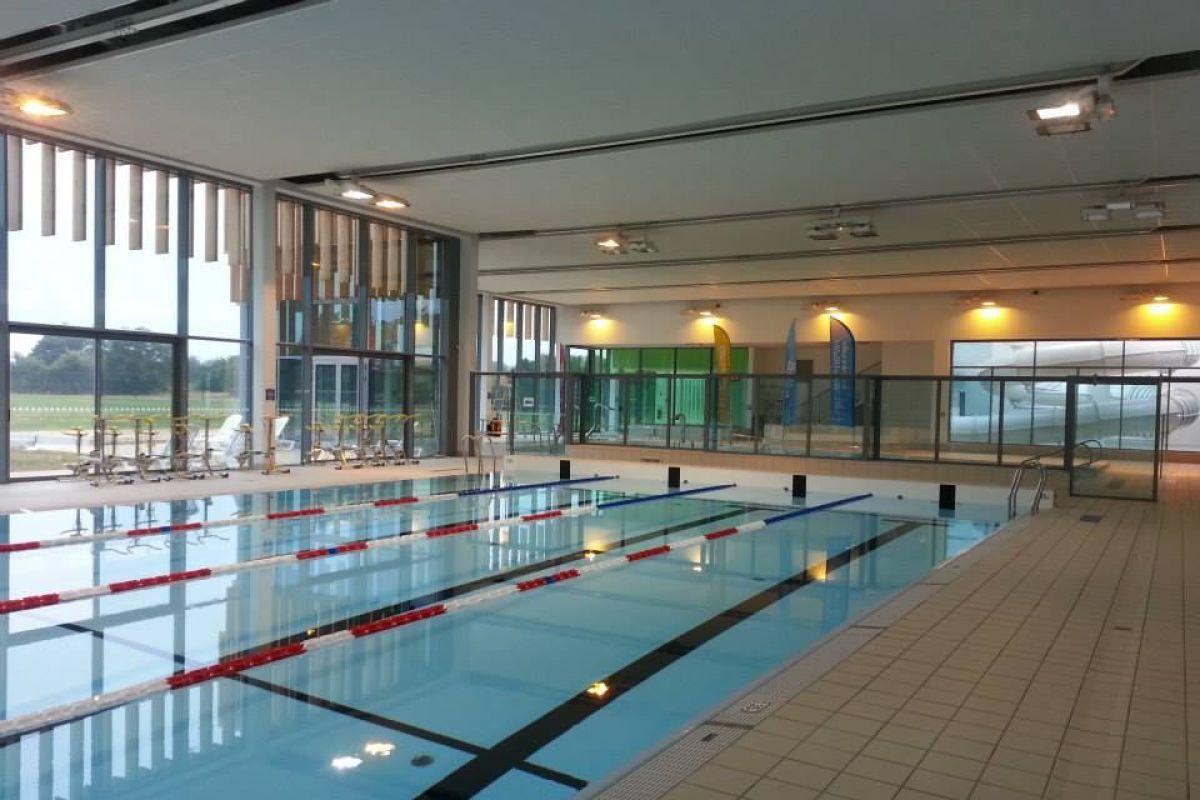 Centre Aquatique Aquaretz - Piscine À Sainte-Pazanne ... concernant Piscine Bourgonnière