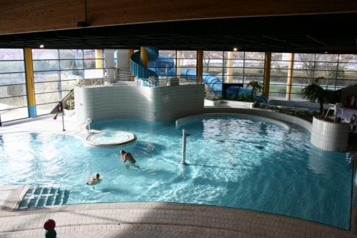 Centre Aquatique Aquaval - Piscine À Gaillon - Horaires ... à Piscine Louvier
