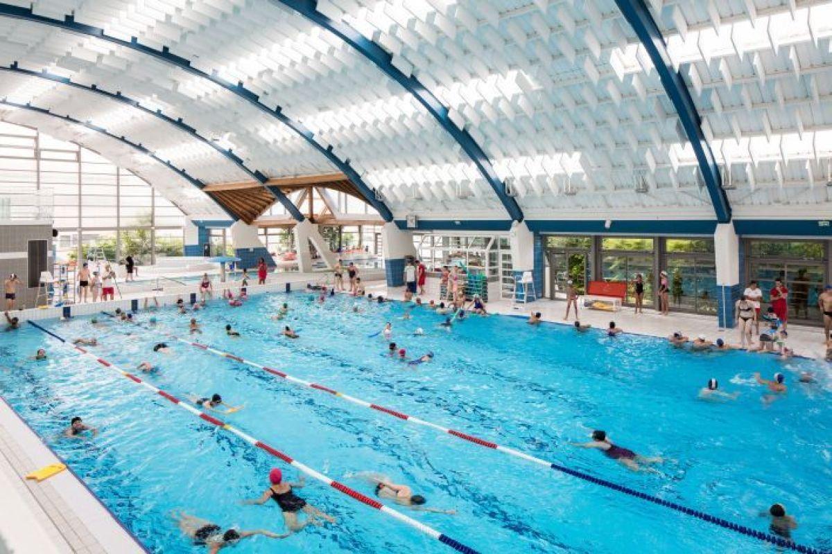 Centre Aquatique Arthur Hévette - Piscine À Maisons-Alfort ... dedans Piscine De Creteil