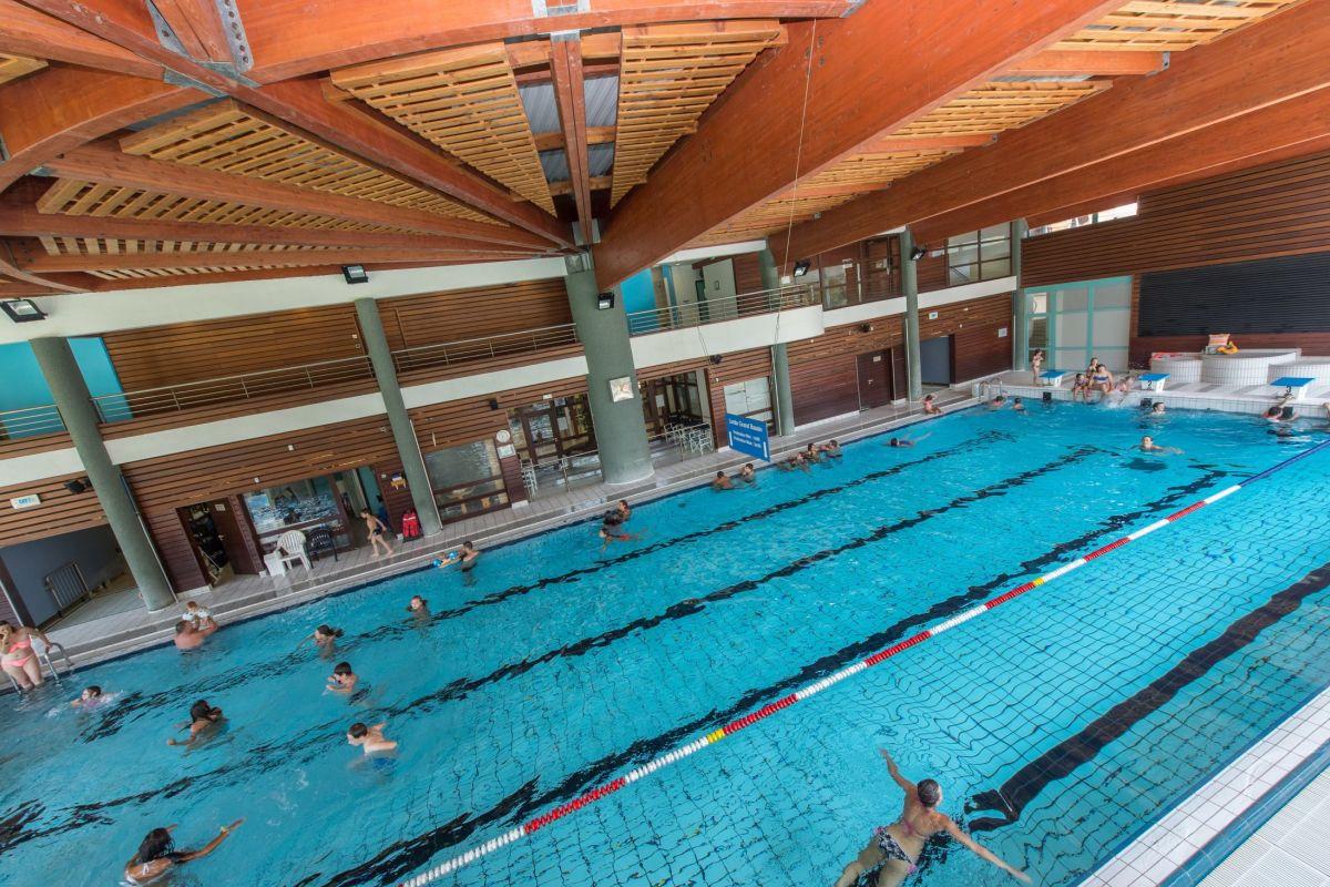 Centre Aquatique Atlantis - Piscine À Ugine - Horaires ... encequiconcerne Piscine Gilly Sur Isère