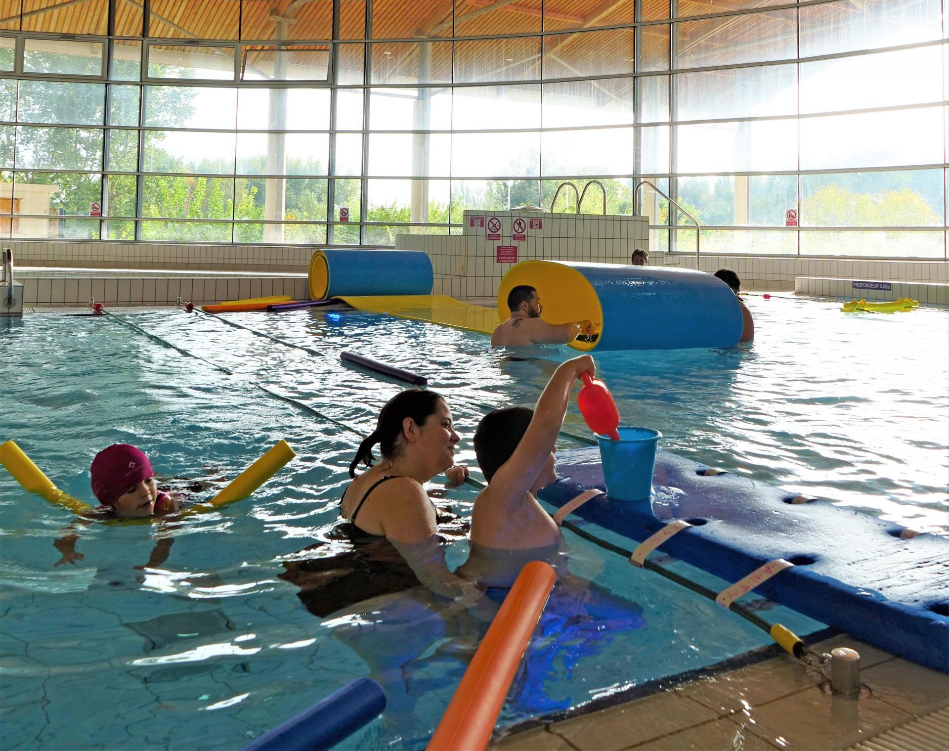 Centre Aquatique Atlantys concernant Toboggan Piscine Gonflable