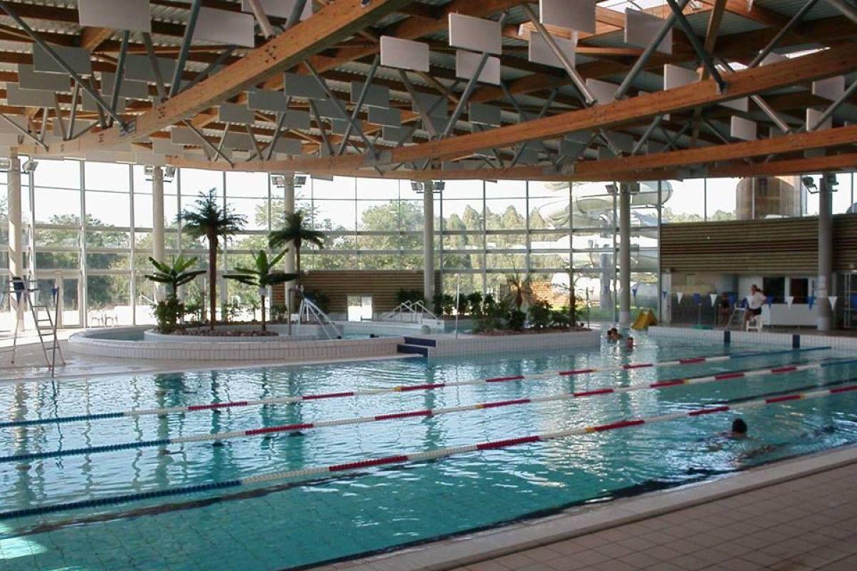 Centre Aquatique Atrium - Piscine À Dombasle - Horaires ... dedans Piscine Dombasle