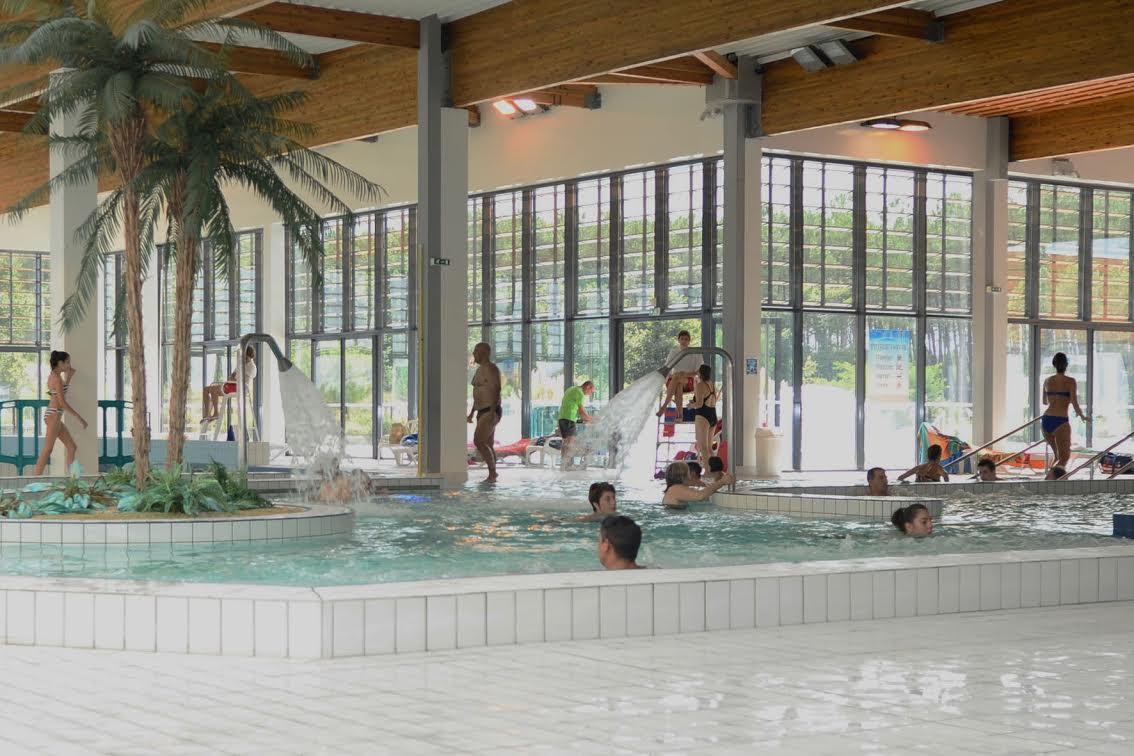 Centre Aquatique Aygueblue À Saint-Geours-De-Maremne ... encequiconcerne Piscine Saint Geours De Maremne