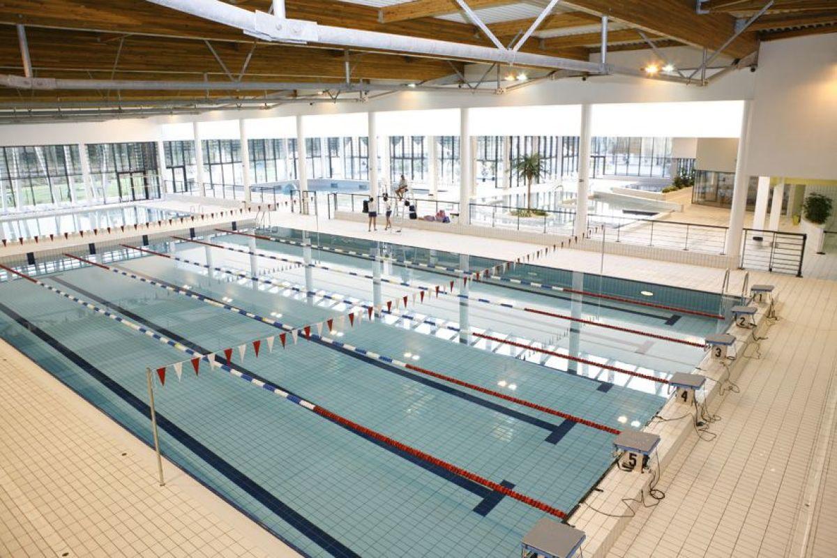 Centre Aquatique Aygueblue - Piscine À Saint Geours De ... encequiconcerne Piscine Saint Geours De Maremne