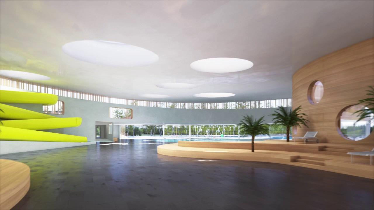 Centre Aquatique Balsan'éo - Châteauroux Métropole dedans Piscine Chateauroux