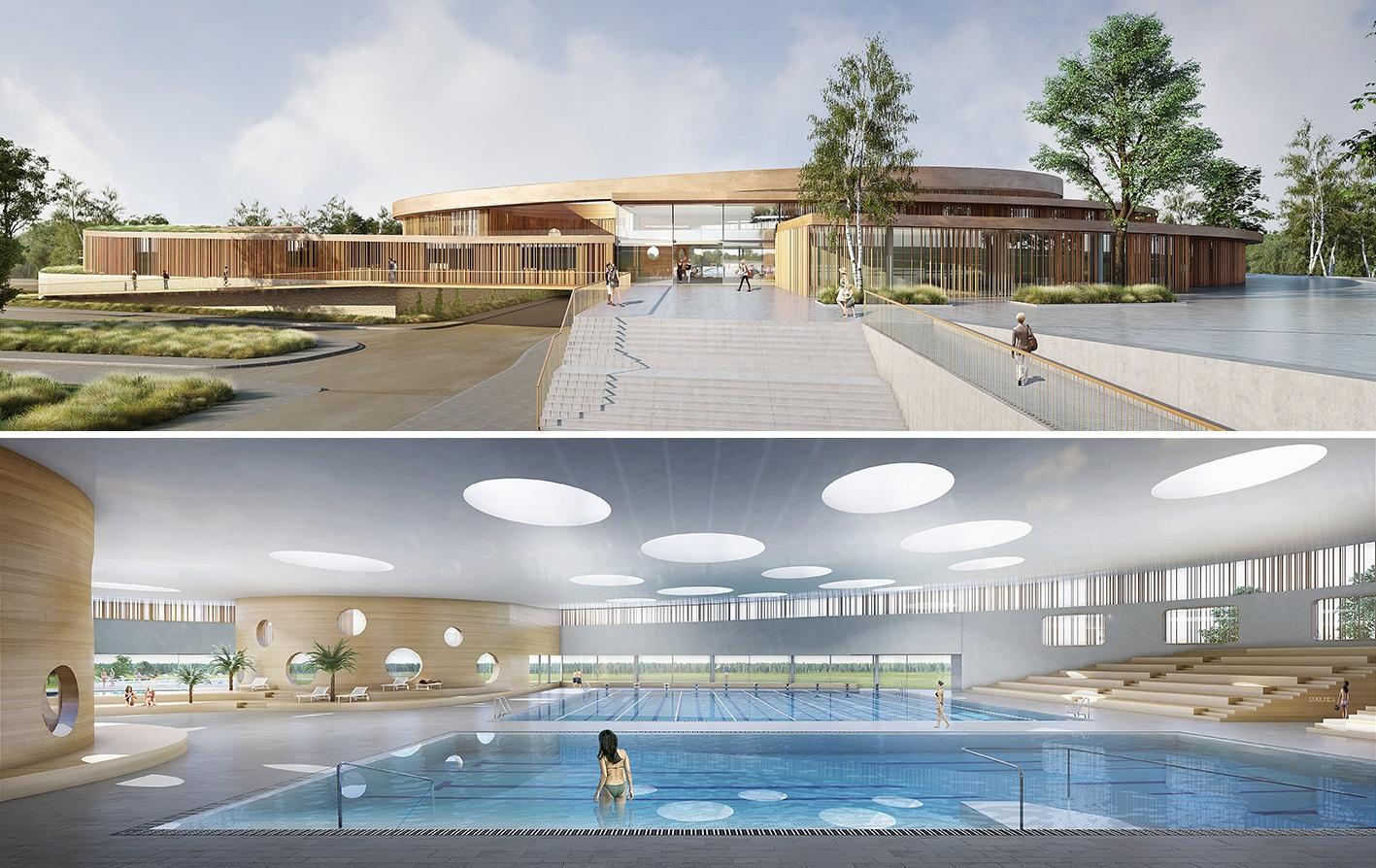 Centre Aquatique Balsan'éo - Châteauroux Métropole pour Piscine Des Halles