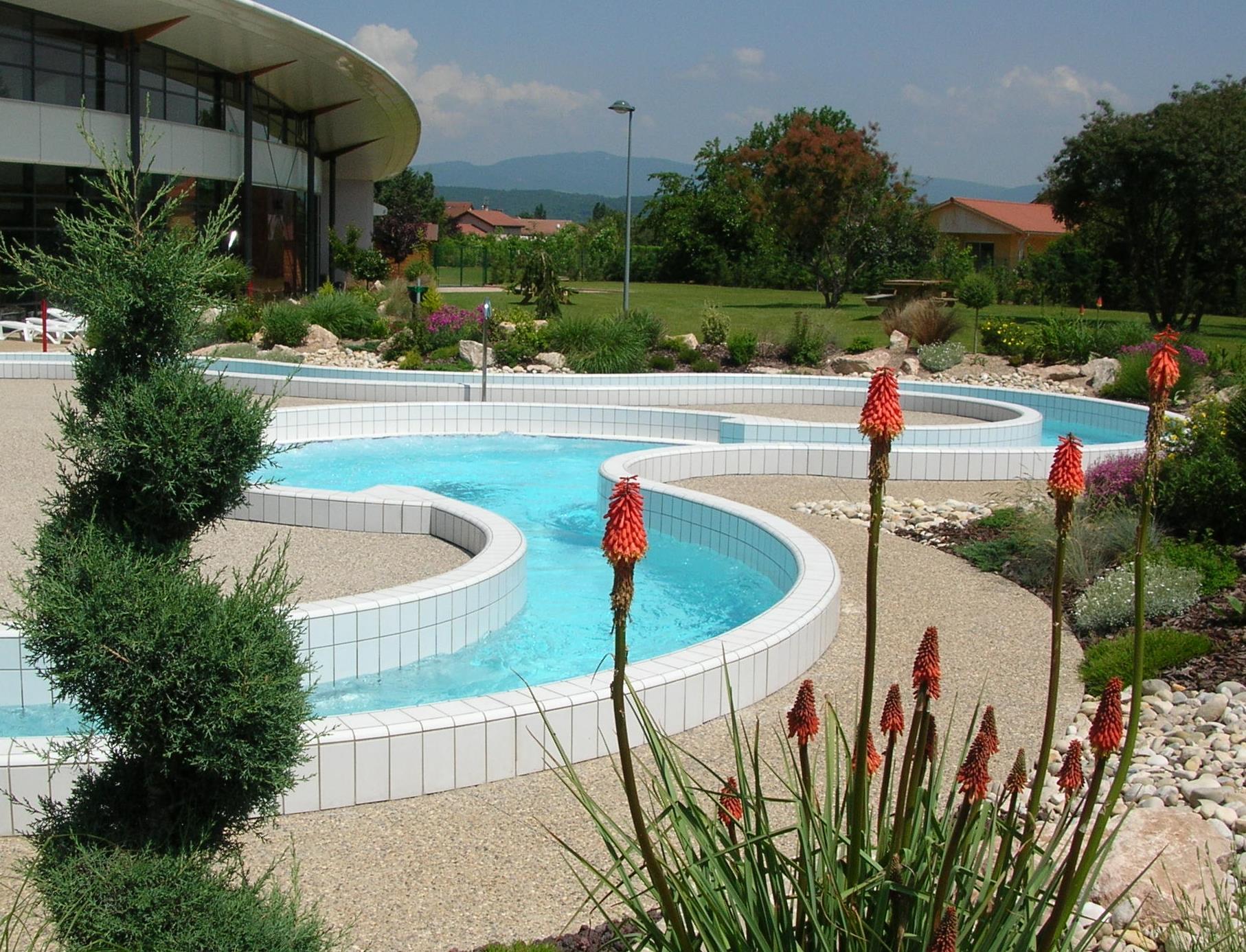 Centre Aquatique – Bienvenue À Saint-Vulbas serapportantà Piscine St Vulbas