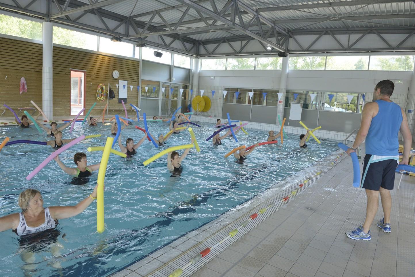 Centre Aquatique Bleu Rive avec Piscine St Vallier
