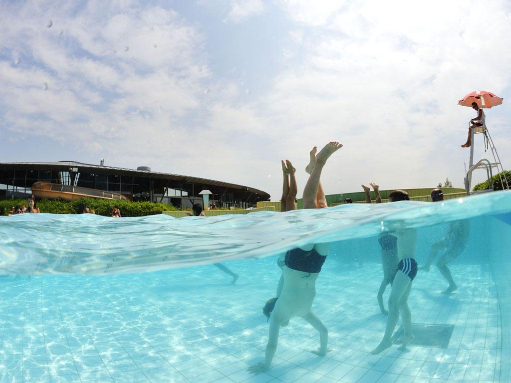 Centre Aquatique Cap Vert   Activités De Loisirs Puy Du Fou ... tout Horaire Piscine Les Herbiers