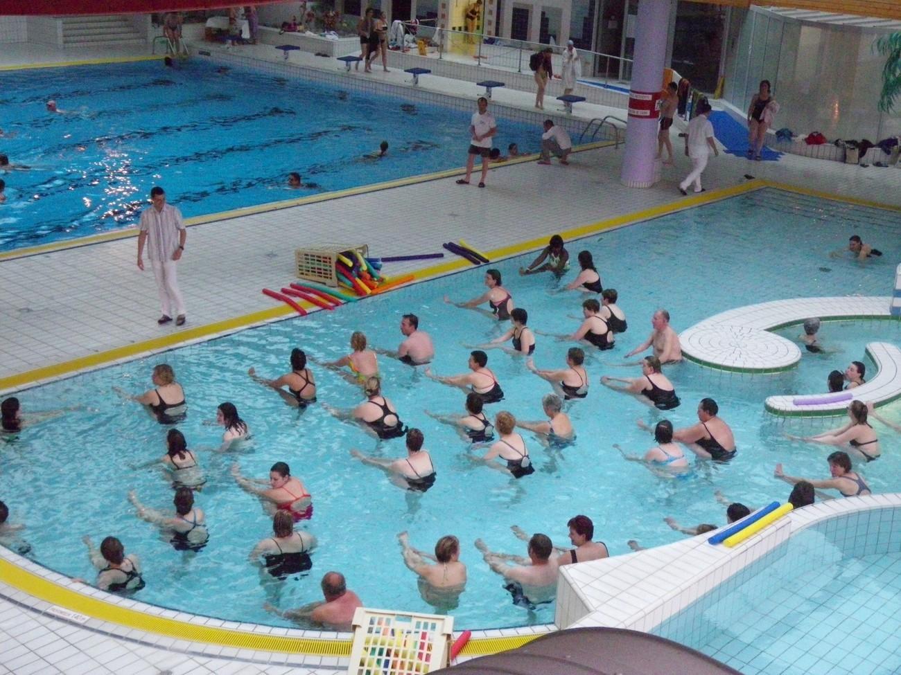 Centre Aquatique Cap'orne À L'aigle. Des Activités Et Des ... destiné Piscine De L Aigle