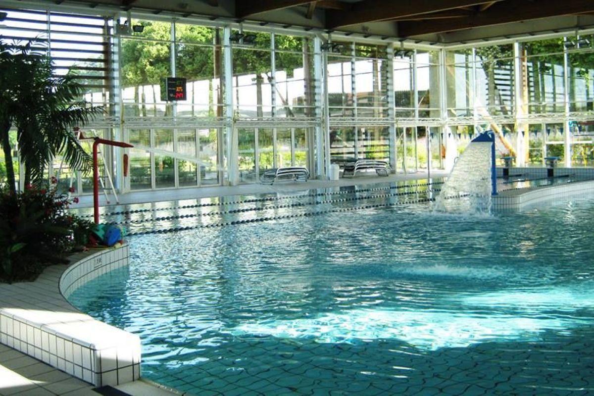 Centre Aquatique Carré D'ô - Piscine À La Riche - Horaires ... concernant Piscine Carré D Eau
