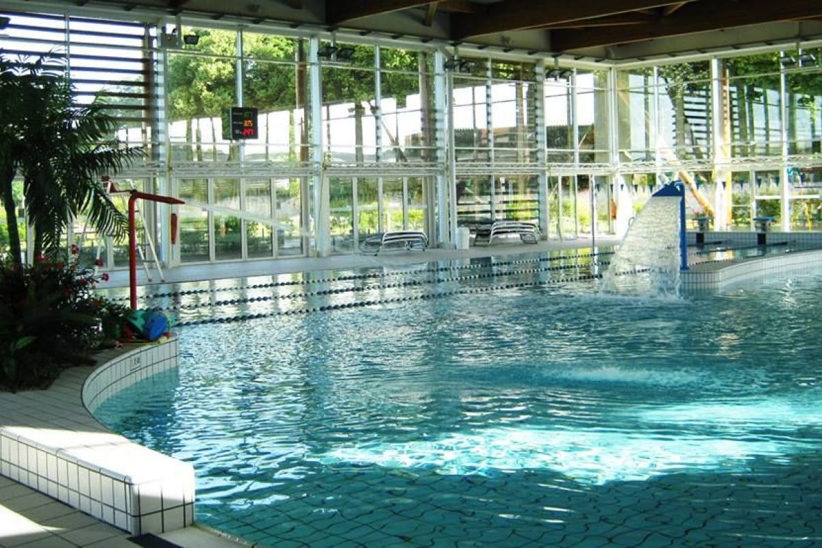 Centre Aquatique Carré D'ô - Piscine À La Riche - Horaires ... destiné Piscine Bulle D O