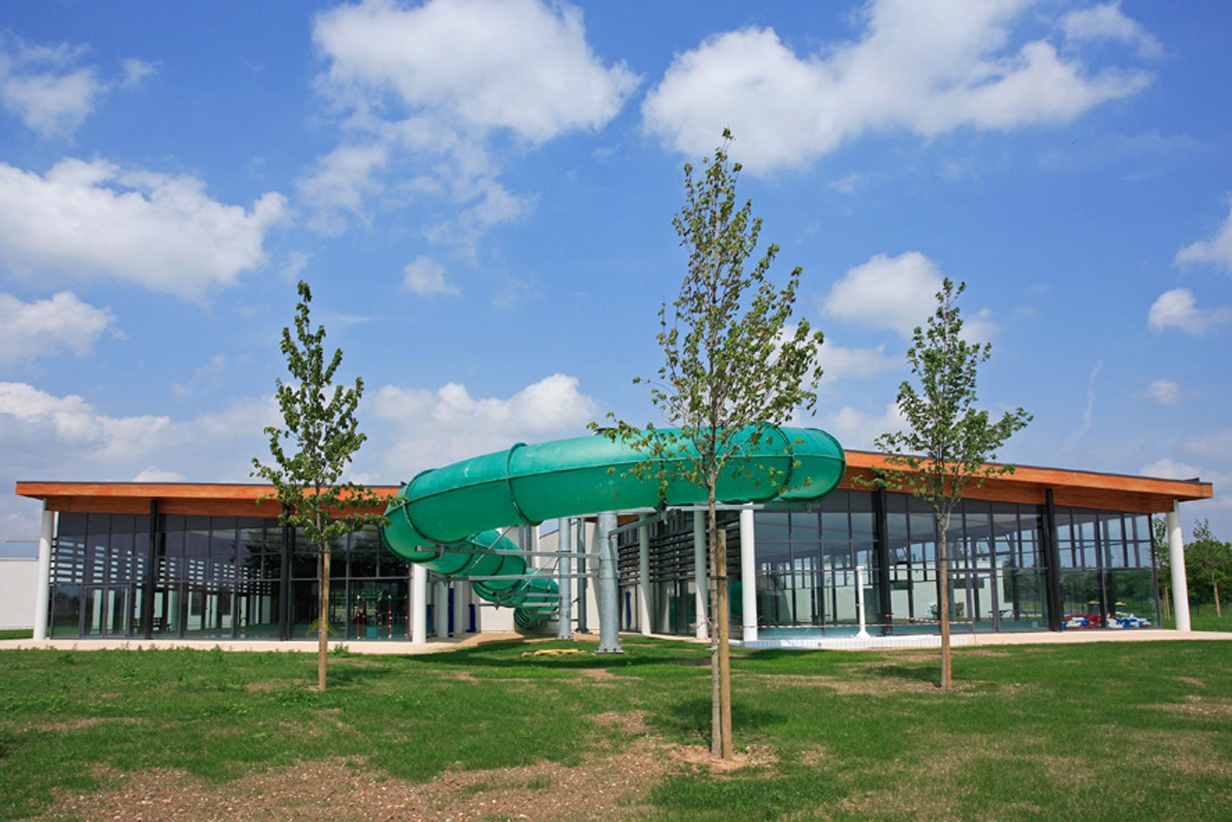 Centre Aquatique - Checy (45) - Baudin Chateauneuf avec Piscine Checy