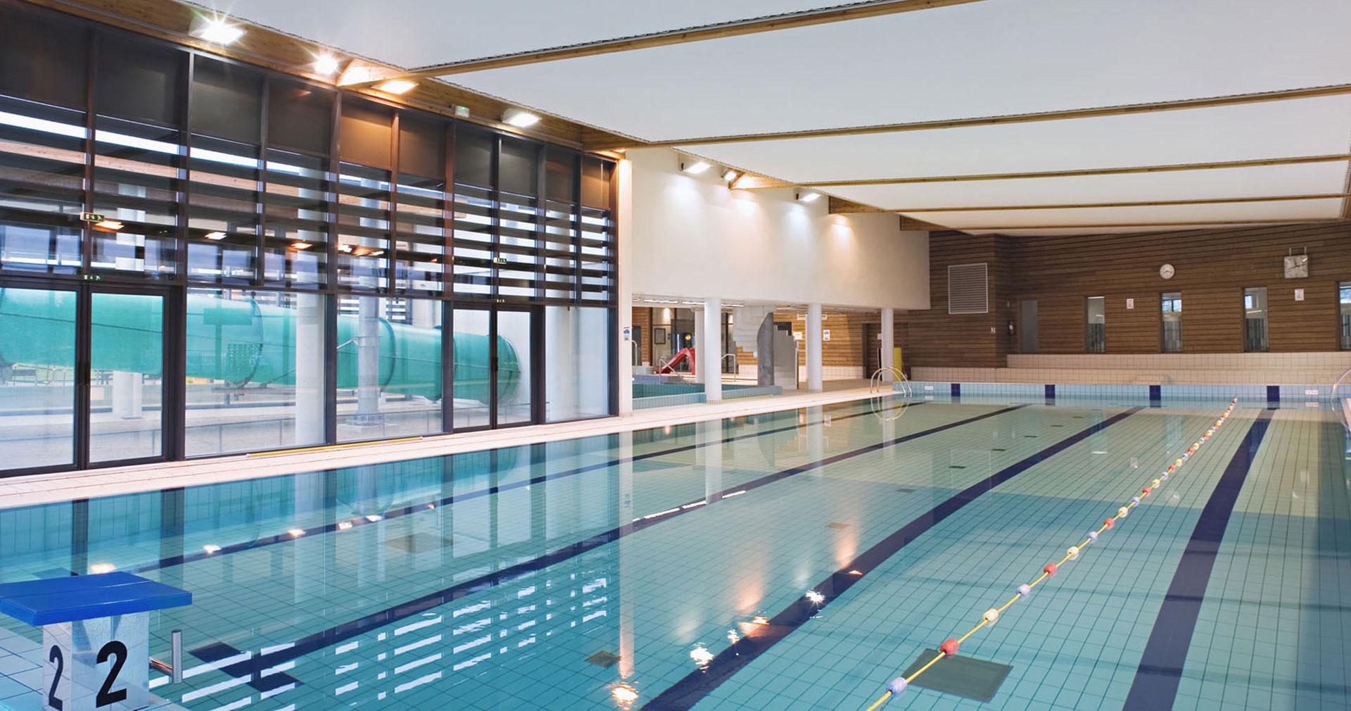 Centre Aquatique – Chécy | Tna Architectes, Paris à Piscine Checy