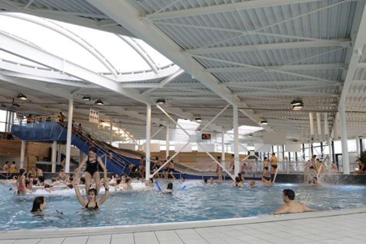 Centre Aquatique Citédo - Piscine À Sochaux - Horaires ... avec Piscine Valentigney