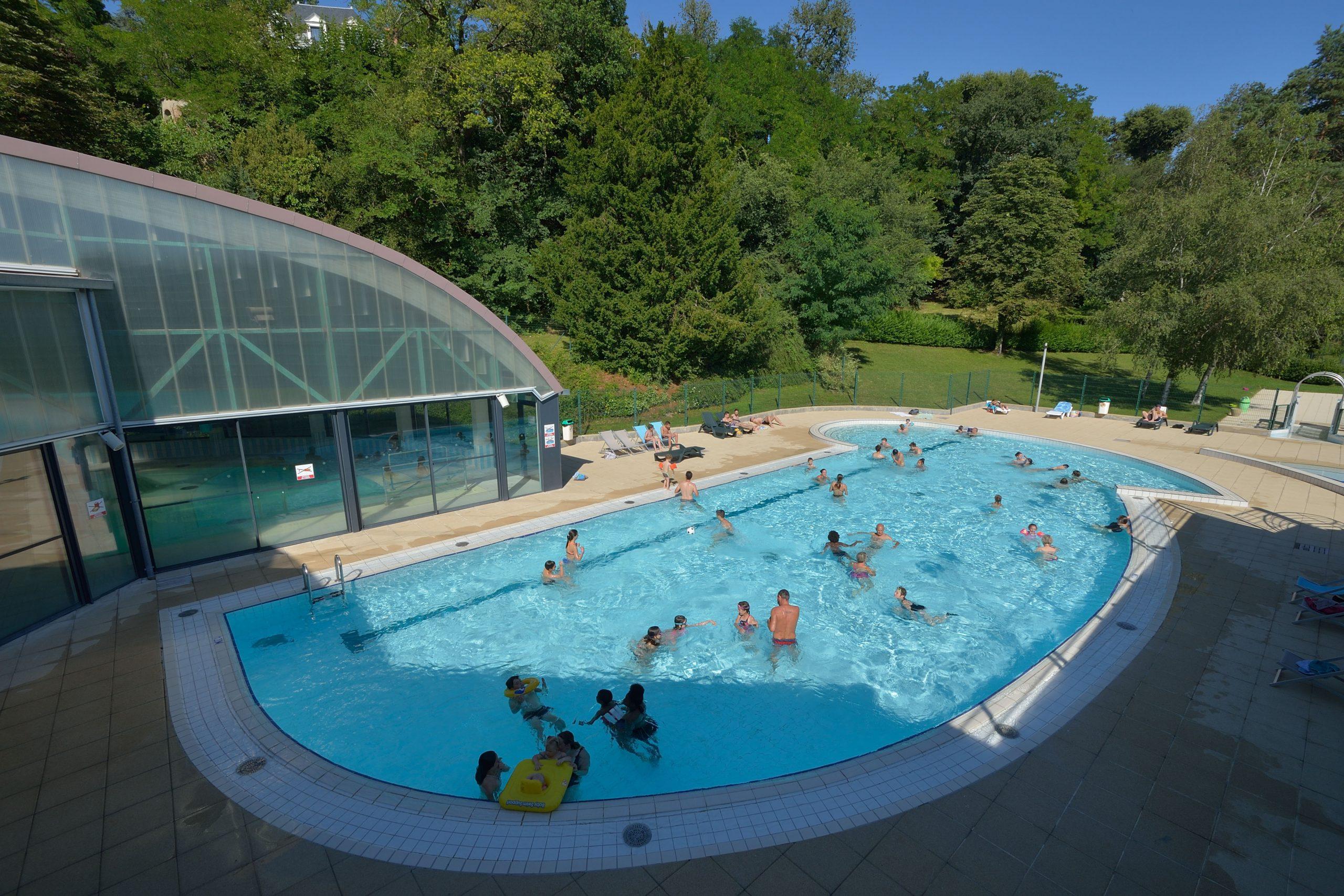Centre Aquatique Communautaire De L'allochon - Montmorillon ... tout Piscine De La Riche