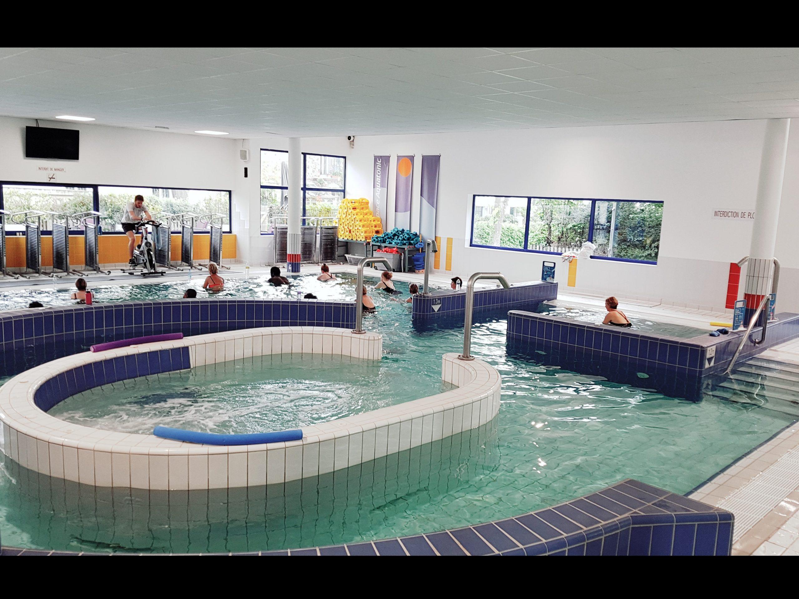 Centre Aquatique De Bois Colombes À Bois-Colombes | Tarifs ... intérieur Piscine De Bois Colombes