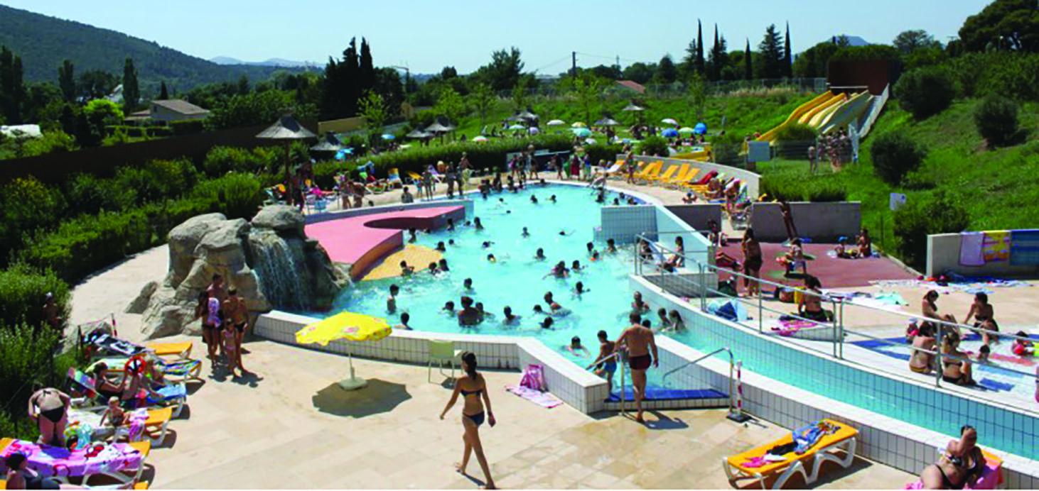 Centre Aquatique De Gemenos - Btpconsult concernant Piscine De Gemenos