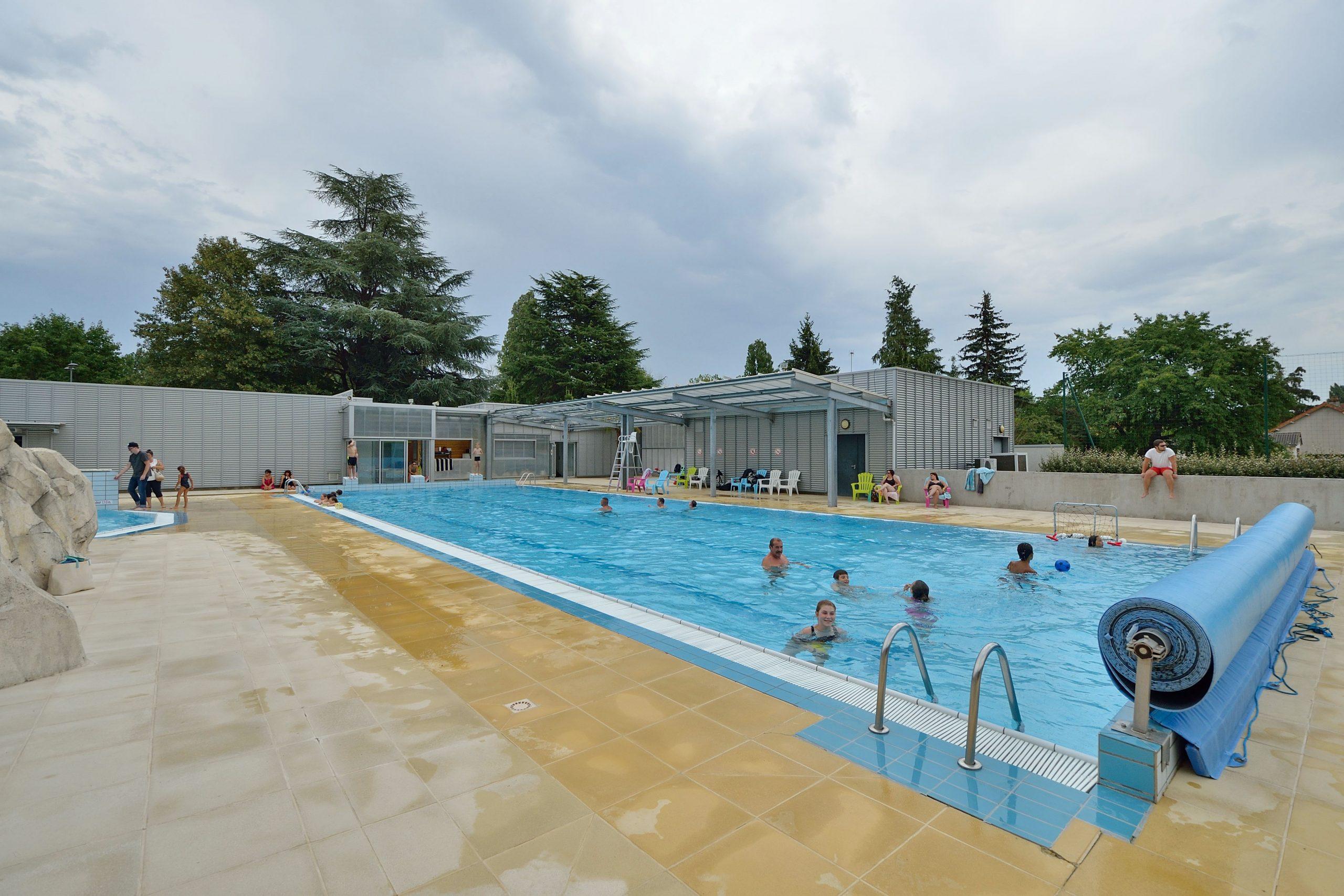 """Centre Aquatique De """"la Gassotte"""" - Saint-Savin (86 - Vienne) serapportantà Piscine De Vienne"""