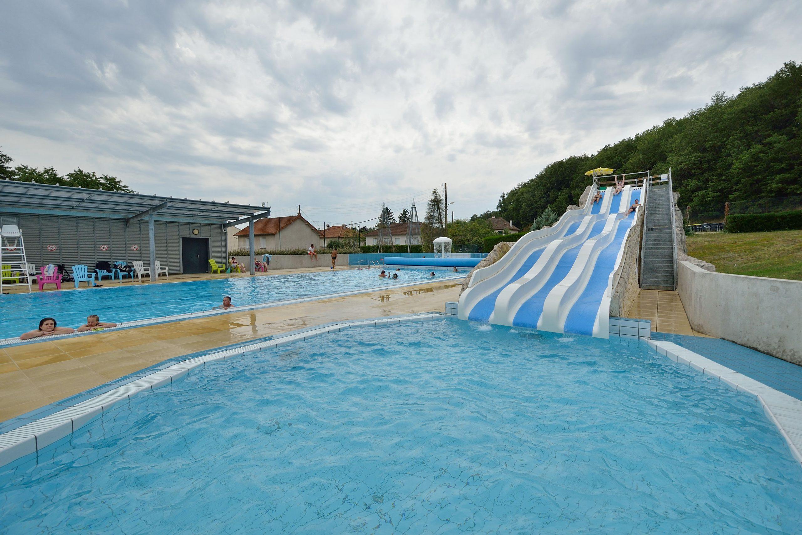 """Centre Aquatique De """"la Gassotte"""" - Saint-Savin (86 - Vienne) tout Piscine De Vienne"""
