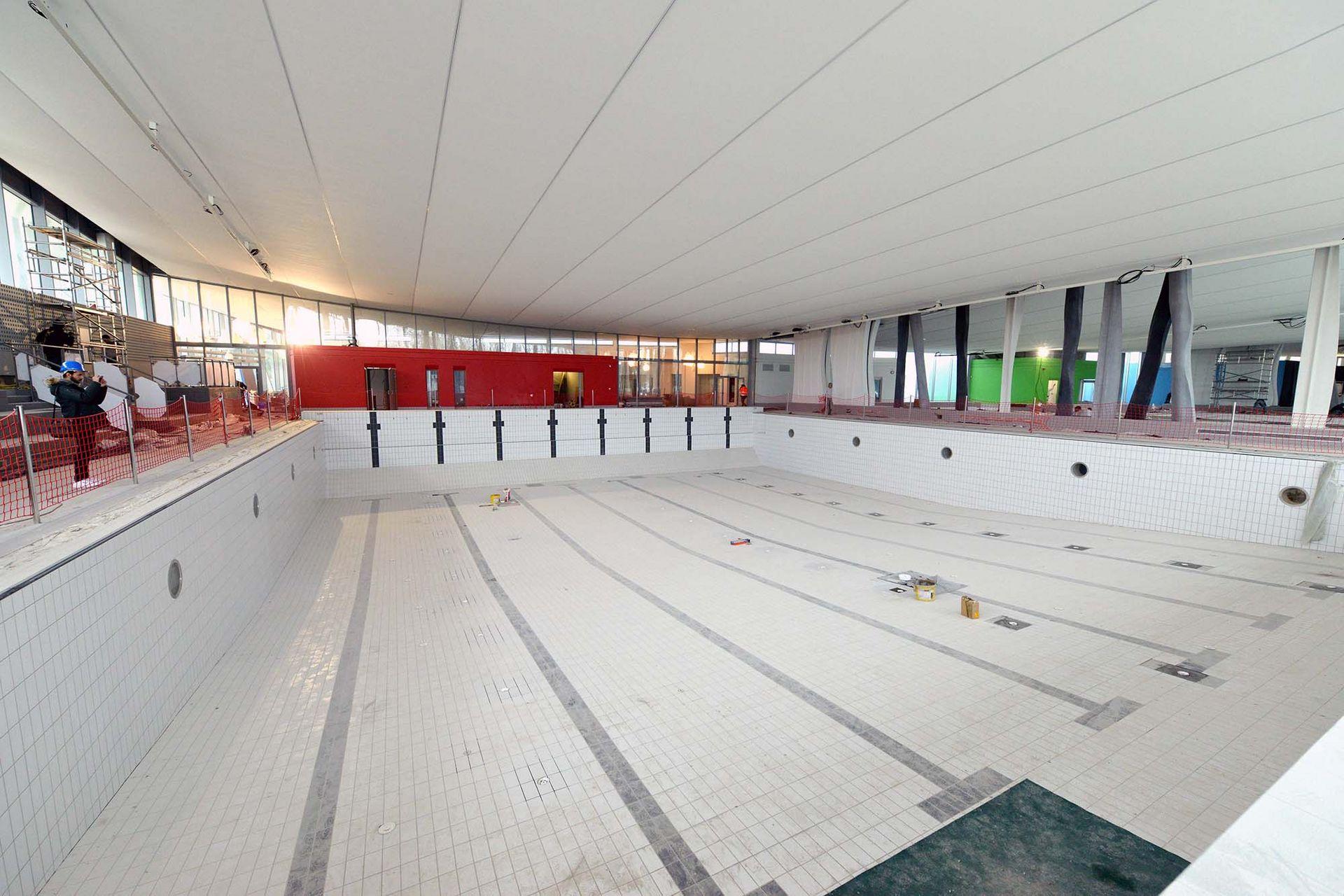 Centre Aquatique De L'estuaire - Aquaparc. Le Point Sur L ... destiné Piscine Léo Lagrange Grande Synthe