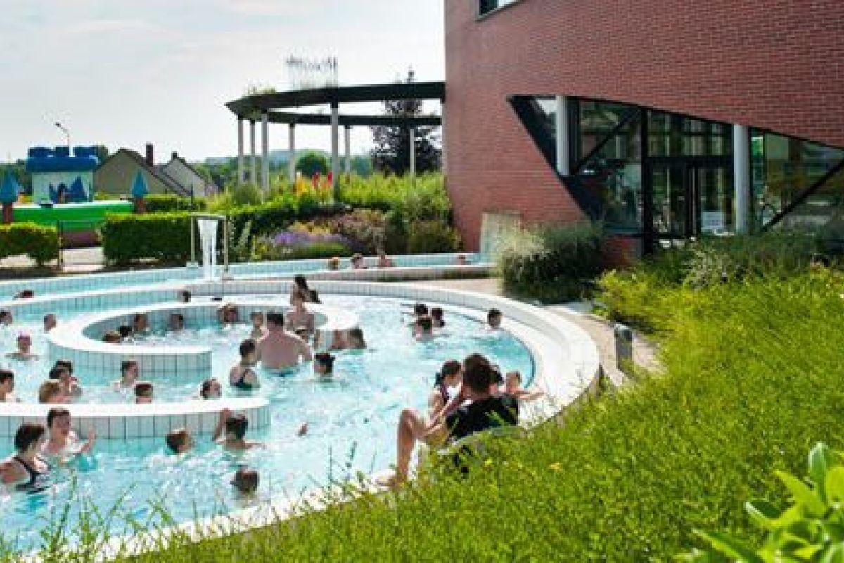 Centre Aquatique De L'île Verte - Piscine À Hirson ... tout Piscine Charleville Mezieres