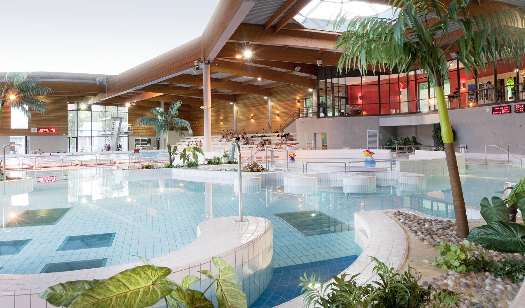 Centre Aquatique De Lons-Le-Saunier - Ap-Ma Architecture serapportantà Piscine Lons Le Saunier