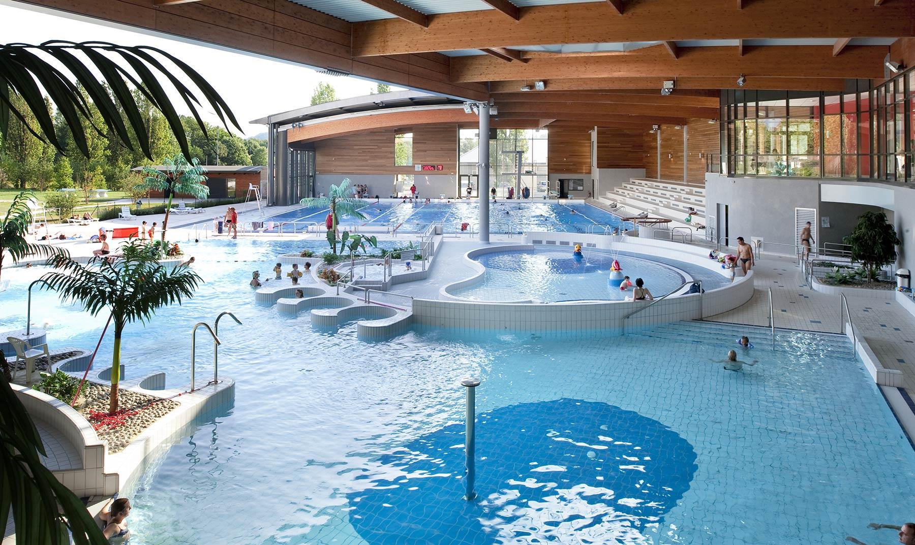 Centre Aquatique De Lons-Le-Saunier - Ap-Ma Architecture tout Piscine Lons Le Saunier
