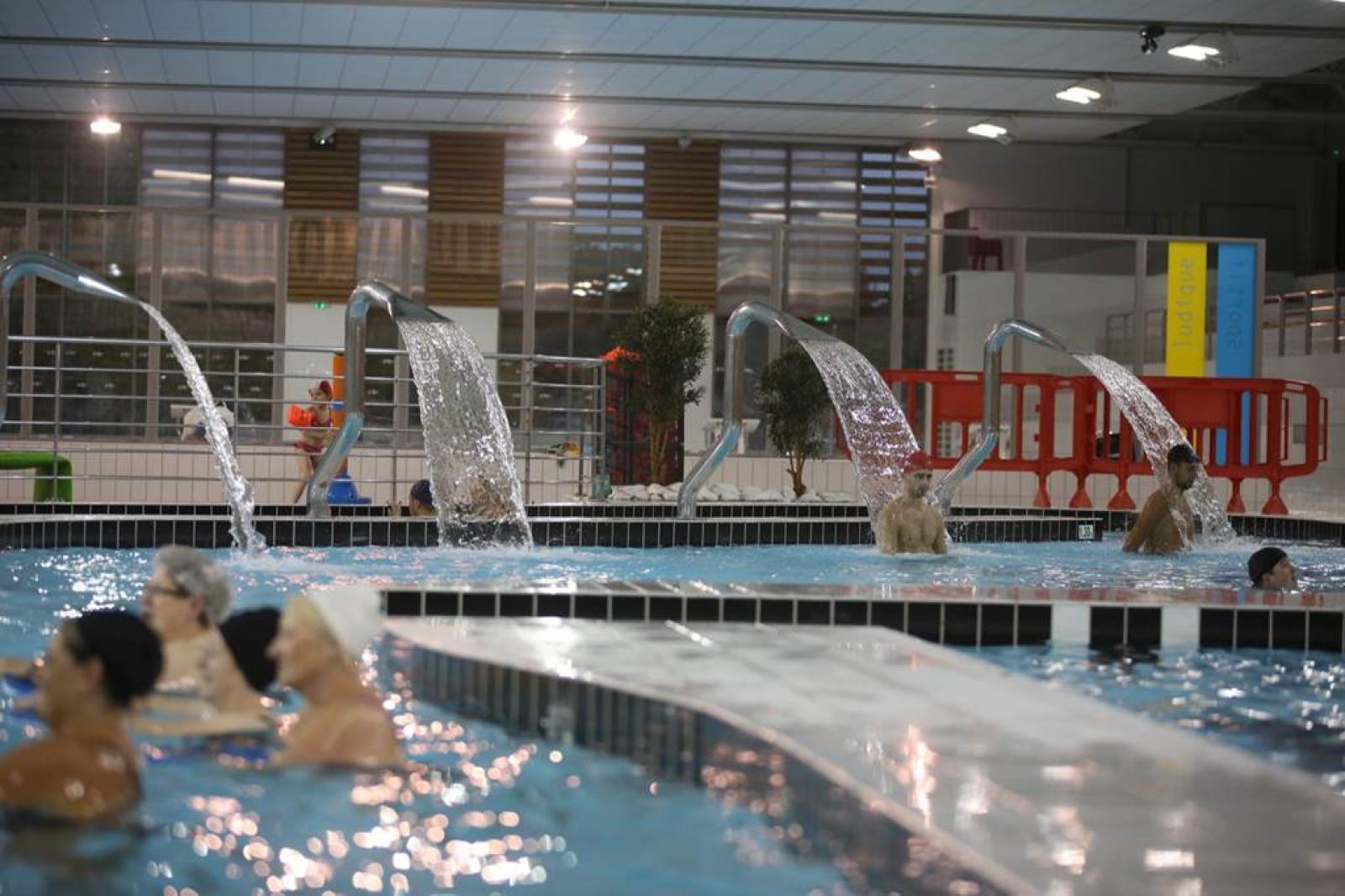 Centre Aquatique De Sedan - Charleville-Mézières Sedan intérieur Piscine Charleville Mezieres