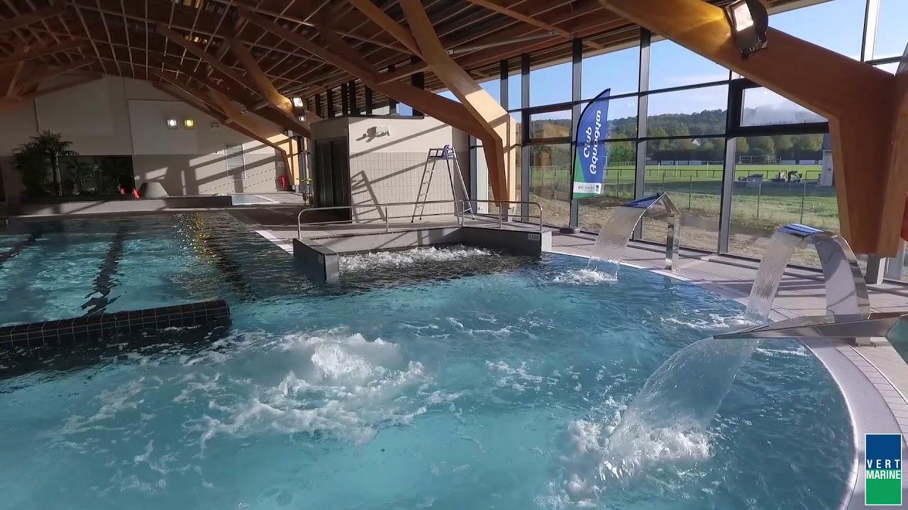 Centre Aquatique Des 2 Vallées Alain Bernard - Milly-La ... destiné Piscine Milly La Foret