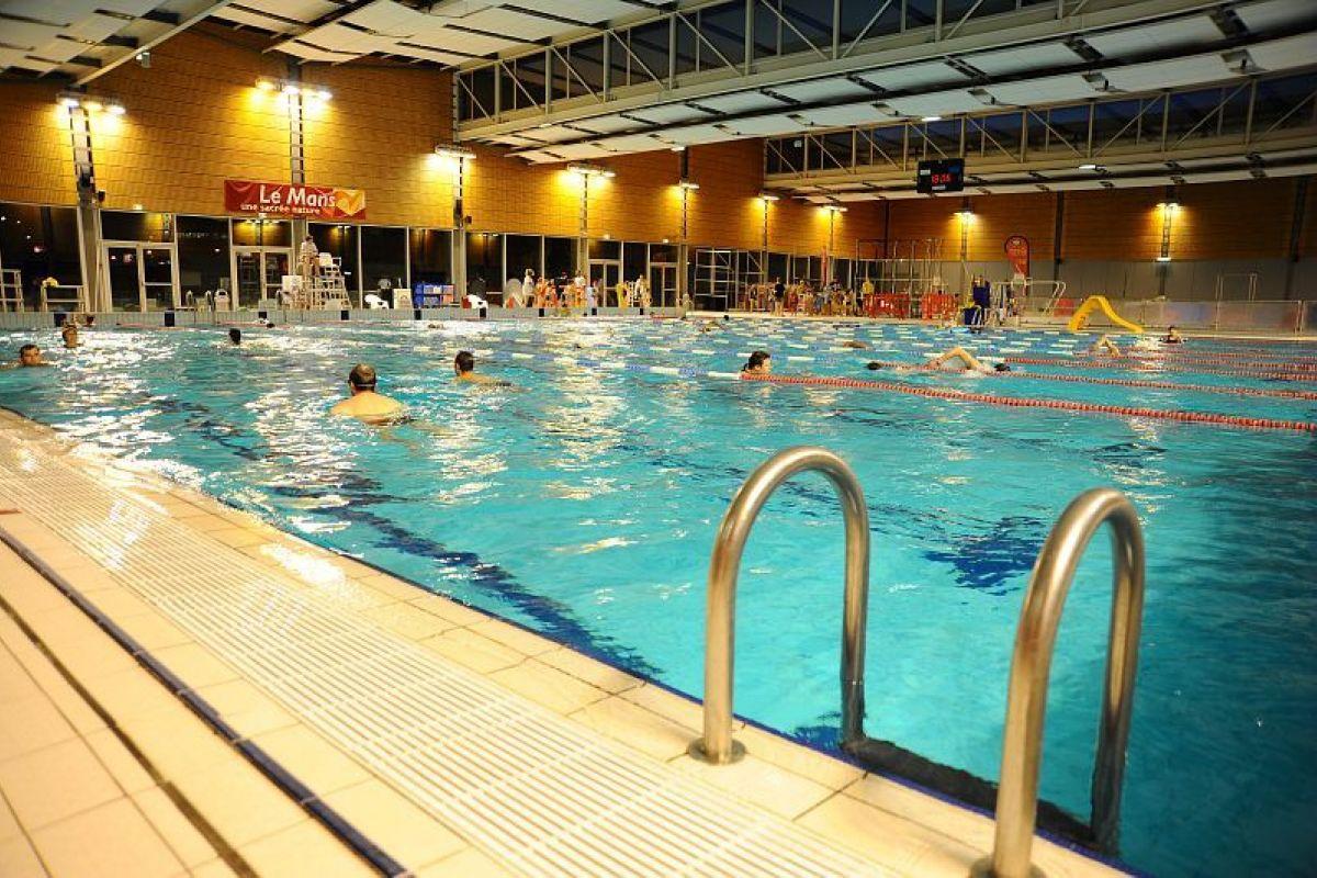 Centre Aquatique Des Atlantides - Piscine À Le Mans ... pour Piscine De Coulaines
