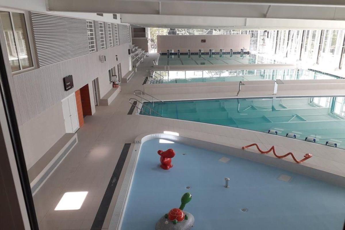 Centre Aquatique Du Florival Nautilia À Guebwiller ... tout Piscine Guebwiller