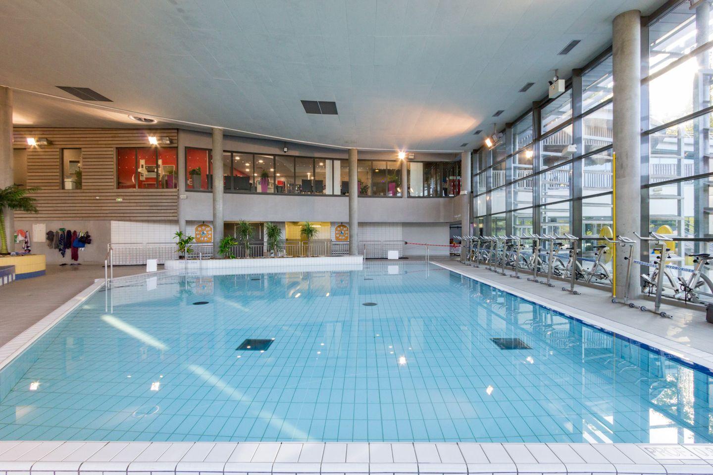 Centre Aquatique Du Lac Tours All Inclusive - Gymlib à Piscine Du Lac Tours