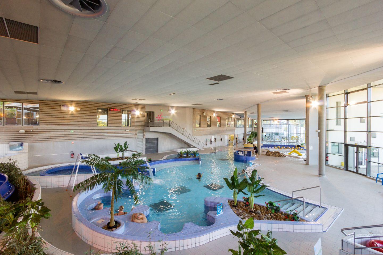 Centre Aquatique Du Lac Tours Espace Aquatique - Gymlib concernant Piscine Du Lac Tours
