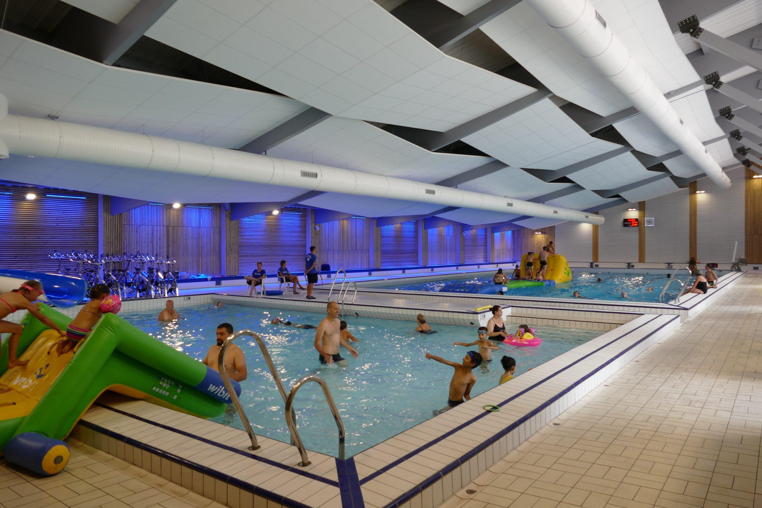 Centre Aquatique Du Morel - Piscines Bellecombe concernant Horaire Piscine Bonneville