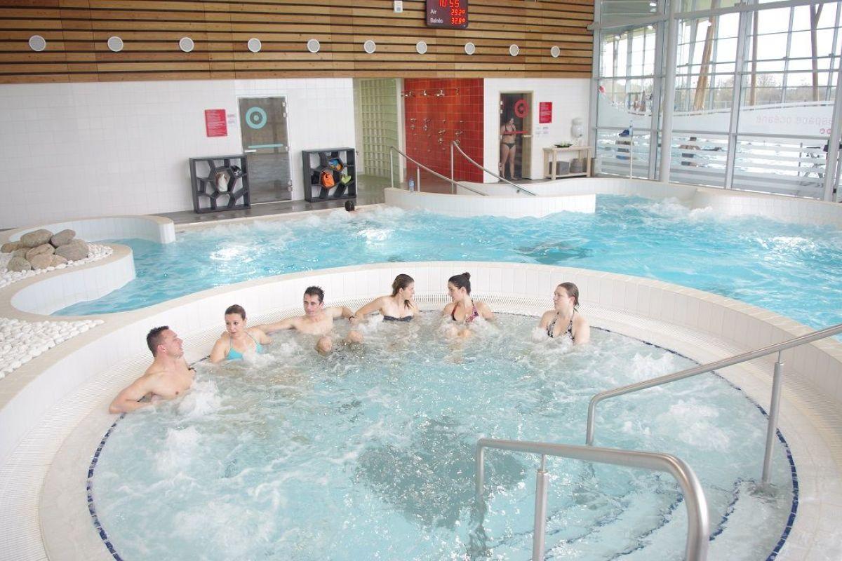 Centre Aquatique Dunéo - Piscine À Argences - Horaires ... dedans Piscine Colombelles