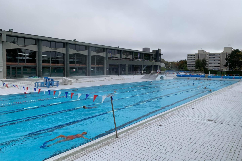 Centre Aquatique Euroceane - Piscine Mont Saint Aignan - Gymlib destiné Piscine Mont Saint Aignan
