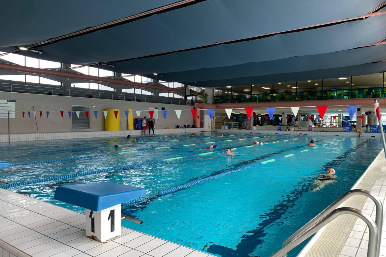 Centre Aquatique Euroceane - Piscine Mont Saint Aignan - Gymlib serapportantà Piscine De Mont Saint Aignan