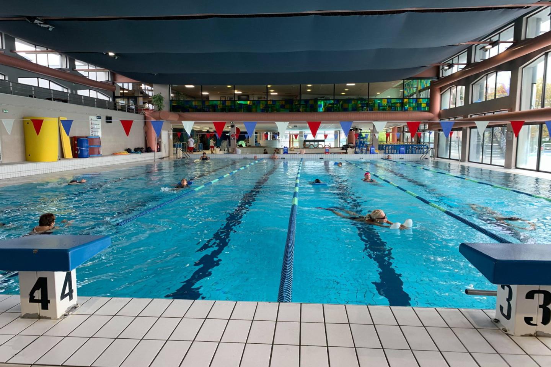 Centre Aquatique Euroceane - Piscine Mont Saint Aignan - Gymlib tout Piscine De Mont Saint Aignan