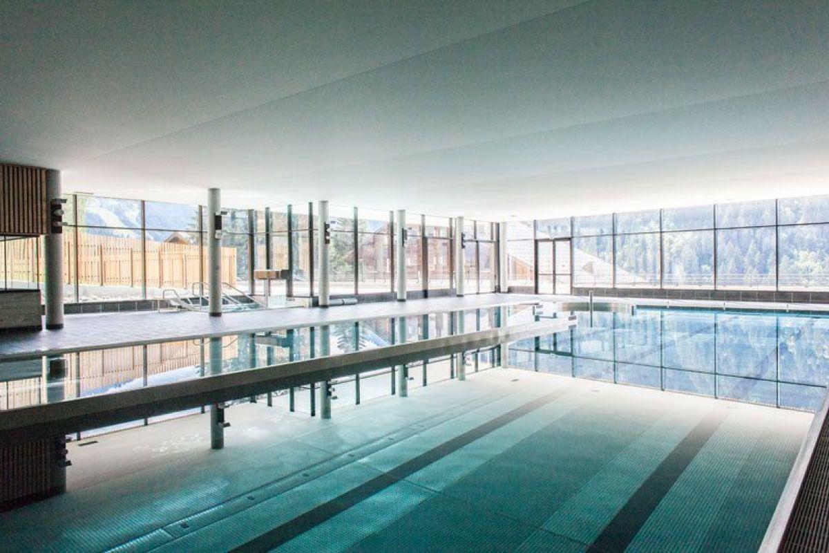 Centre Aquatique Forme D'o - Piscine À Châtel - Horaires ... concernant Piscine Bulle D O