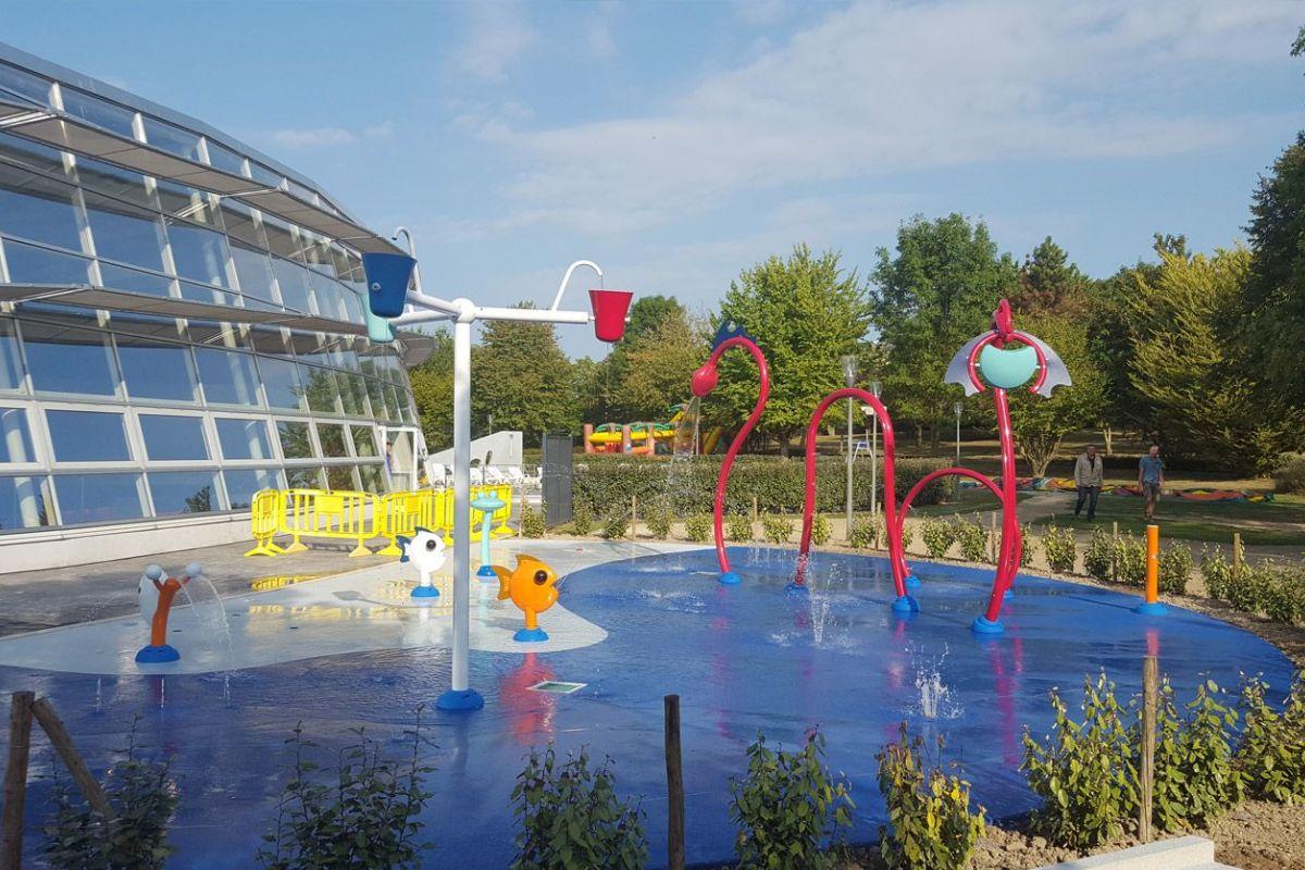 Centre Aquatique Galea - Piscine À Rethel - Horaires, Tarifs ... destiné Piscine Charleville Mezieres