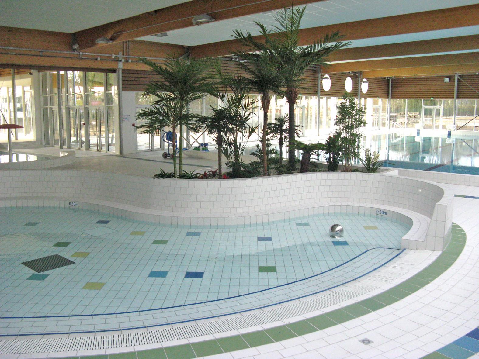 Centre Aquatique - Goussainville (95) - Baudin Chateauneuf concernant Piscine De Goussainville