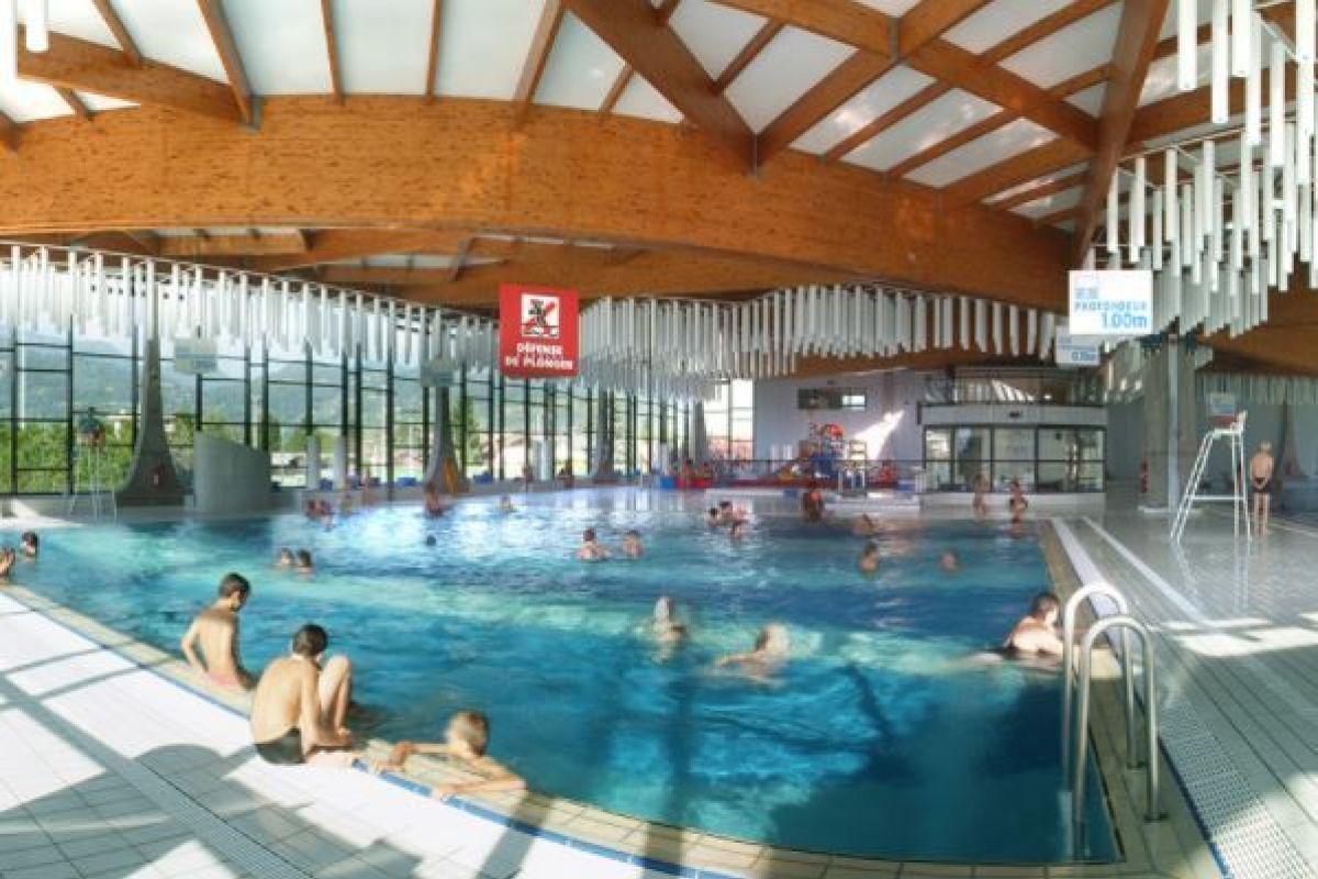Centre Aquatique Intercommunal - Piscine À Cluses - Horaires ... pour Horaire Piscine Bonneville