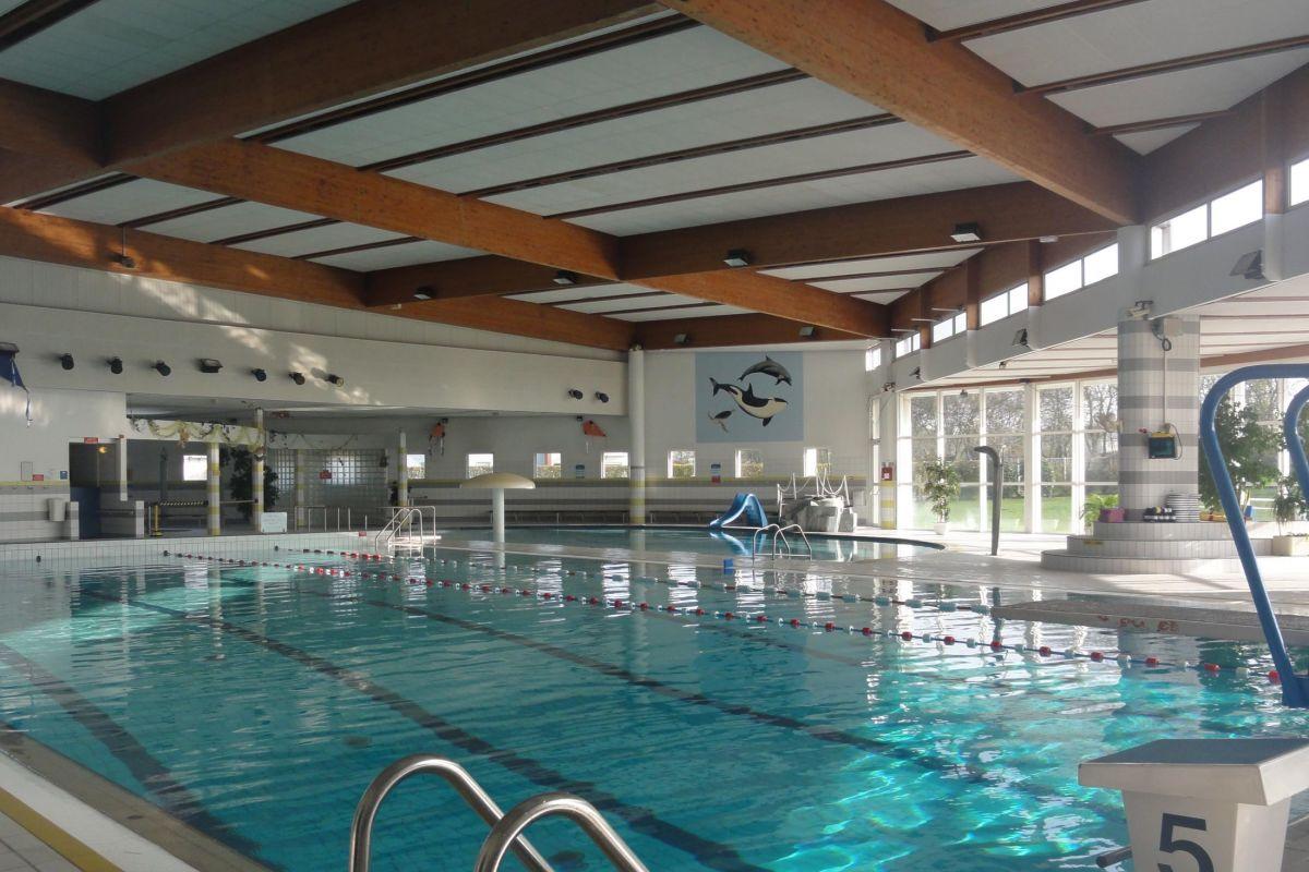 Centre Aquatique Jean Blanchet - Piscine À Ancenis ... tout Piscine Ancenis