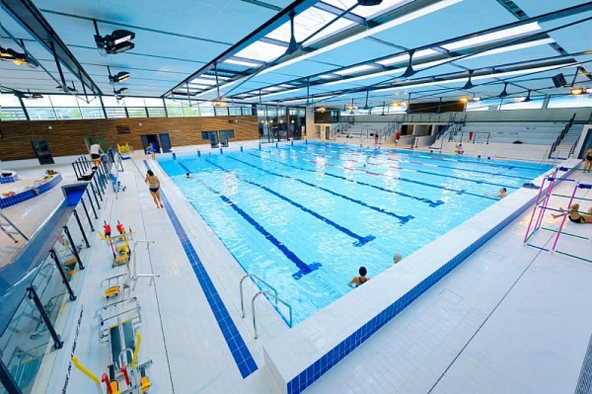Centre Aquatique La Vague - Nageurs intérieur Horaire Piscine Palaiseau