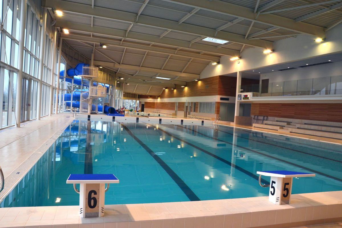 Centre Aquatique La Vague - Piscine À Mayenne - Horaires ... dedans Piscine Mayenne
