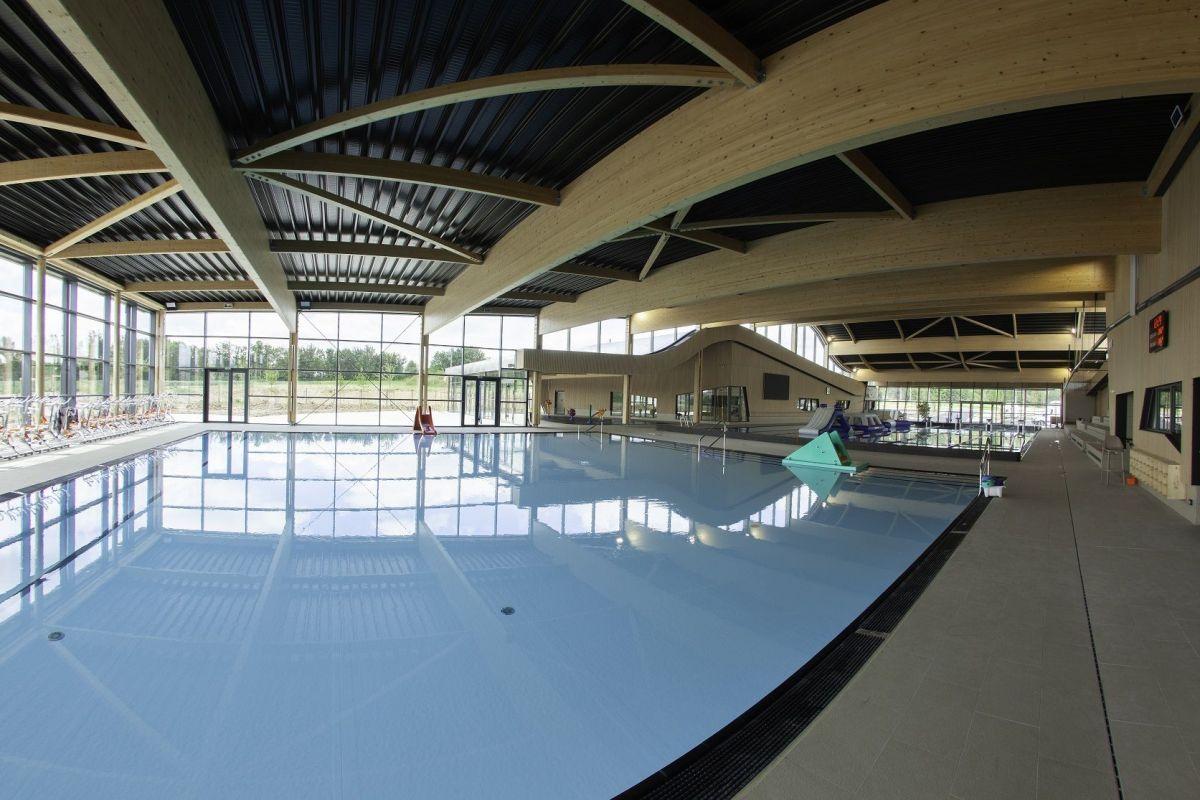 Centre Aquatique L'aa Piscine À Lumbres - Horaires, Tarifs ... destiné Piscine De Lumbres