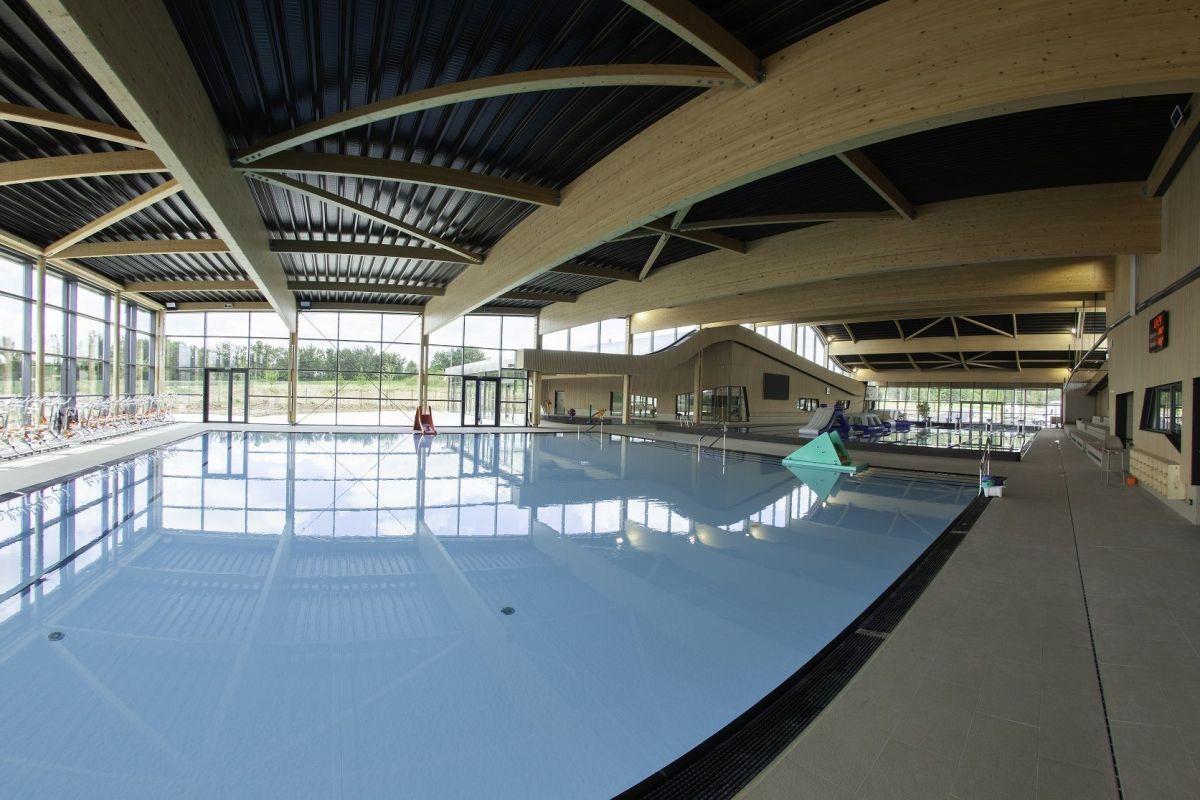 Centre Aquatique L'aa Piscine À Lumbres - Horaires, Tarifs ... serapportantà Piscine Audruicq