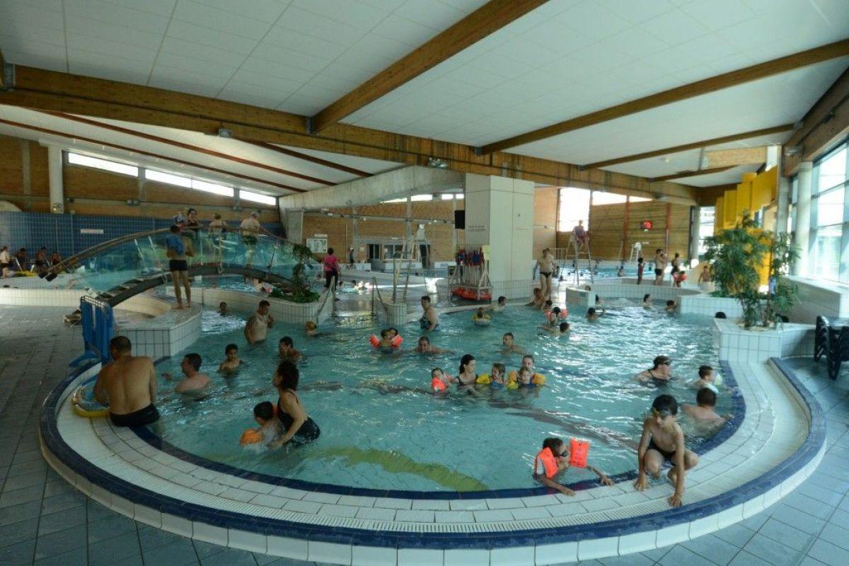 Centre Aquatique L'aiguade - Piscine À Aulnoye Aymeries ... serapportantà Piscine De Louvroil