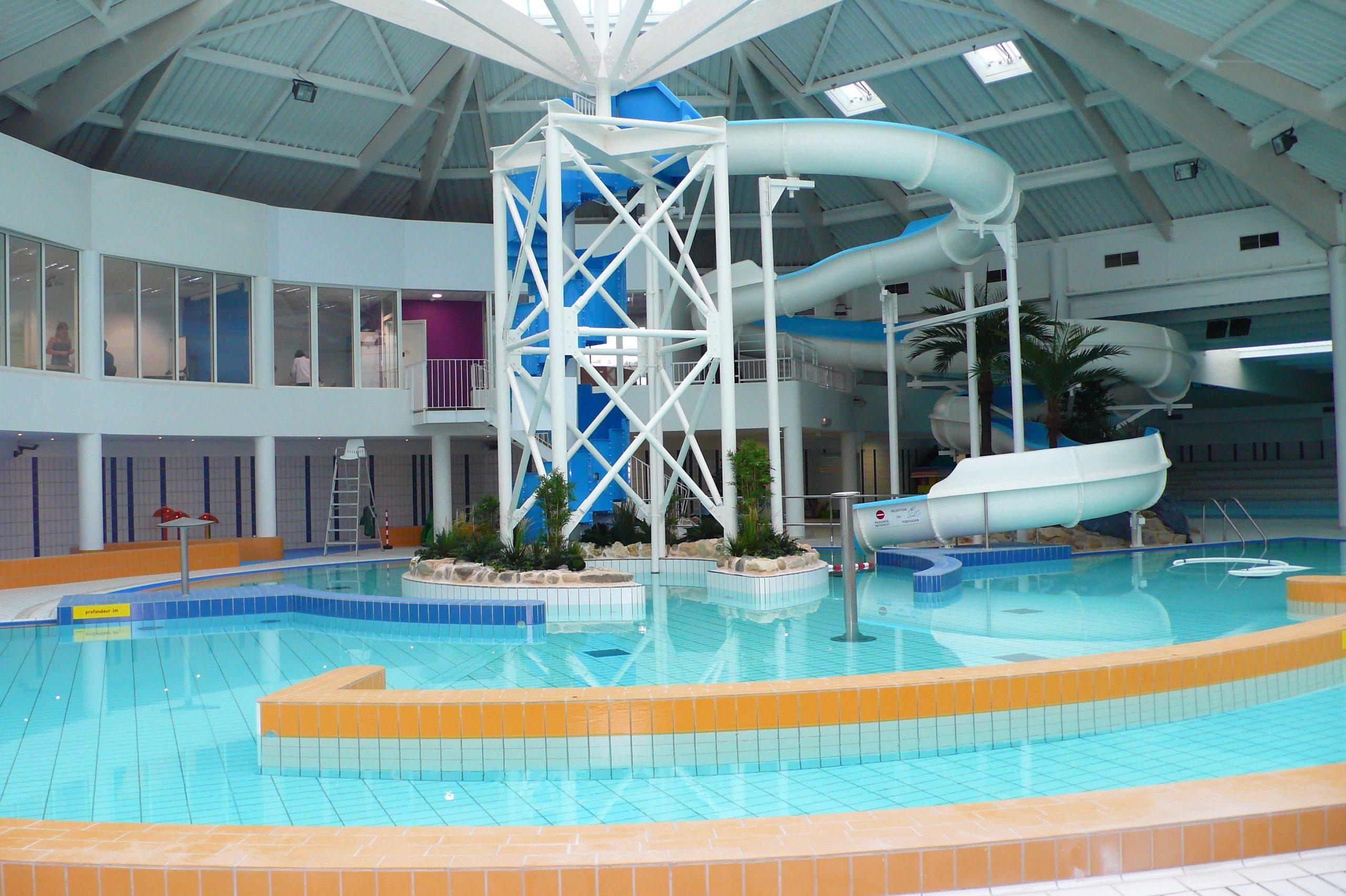 Centre Aquatique Le Nautile À Lisieux pour Piscine Lisieux